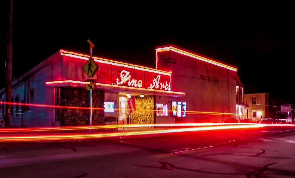Fine Art Theater, foto by Steven MacDonald